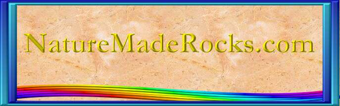 Nature Made Rocks Collecting logo